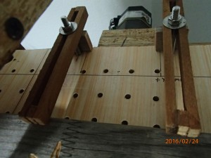 milling work piece table clamp 2